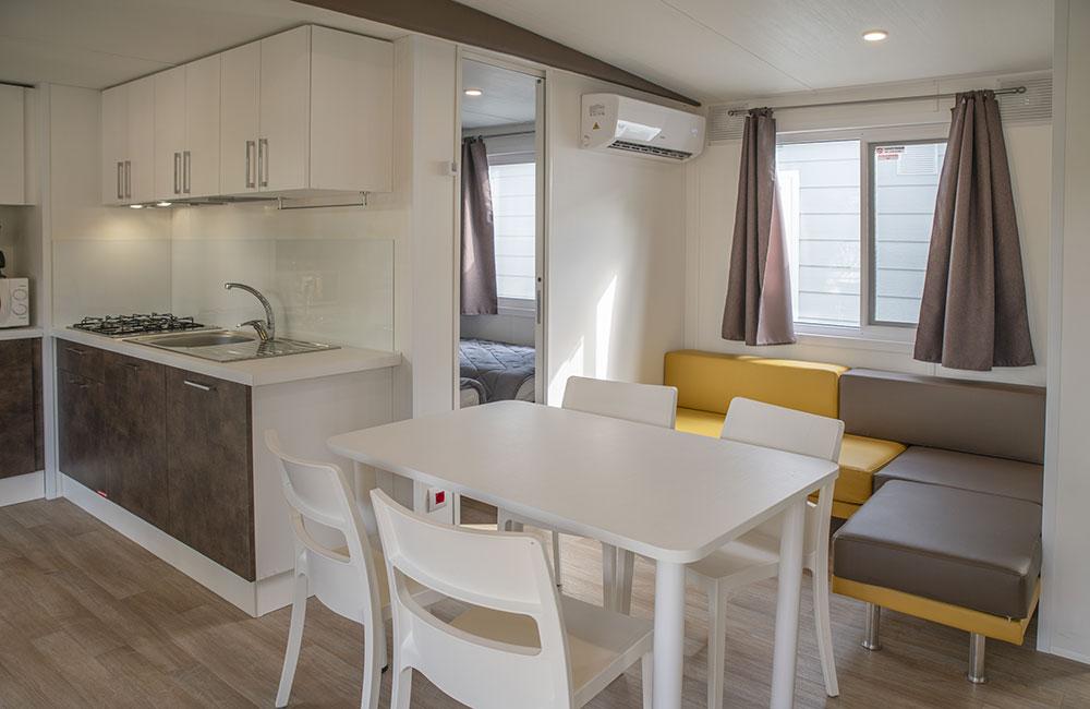 Mobilheim Green Suite